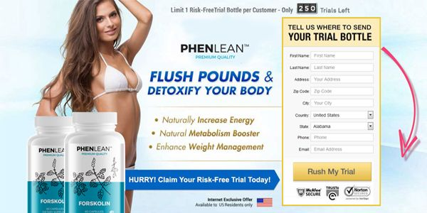 5 (100%) 1 vote Phenlean Forskolin : Effective Weight Loss Solution No Side Effects Or Scam. Read About Phenlean Forskolin Price, Side Effects, Scam & Where to Buy.