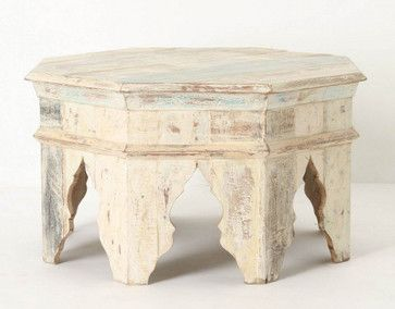 Kasbah Coffee Table - eclectic - coffee tables - Anthropologie