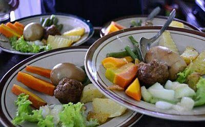 Selat dan Sup Matahari Vien's Solo  - Salah satu kuliner yang terkenal di Solo selain Sate Buntel, Tengkleng dan Nasi Liwet adalah Sela...