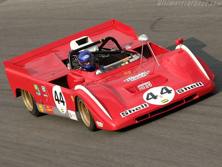 Can Am Car >> 1971 Ferrari 712 Can Am Spyder | Ferrari, Cars and F1