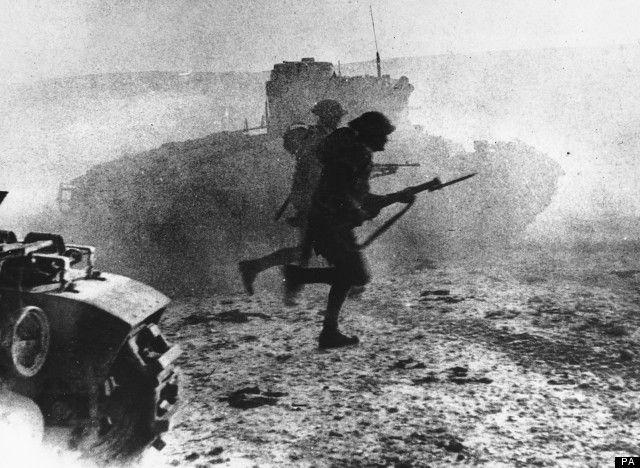 El Alamein WWII Royal Artillery