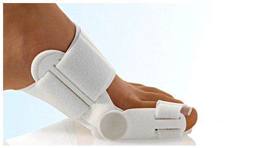 Bunion Aid by Alpha Orthotics.