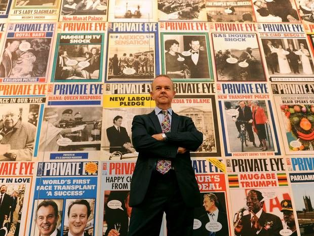 Private Eye's Ian Hislop responds to Charlie Hebdo attack: 'Very little seems funny today' - People - News - The Independent