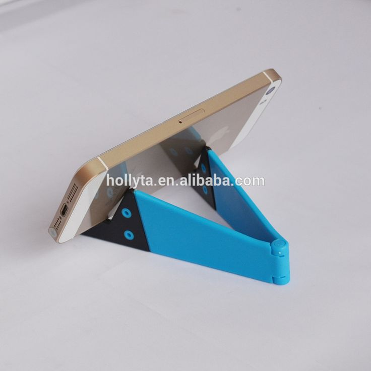 Smartphone plastic holder/universal mobile security stand