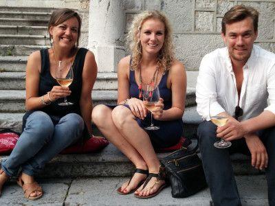 Slovenian Wine walk