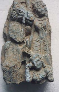Chandaka and Kanthaka return to Capilavastsu Gandhara Archives Kurita