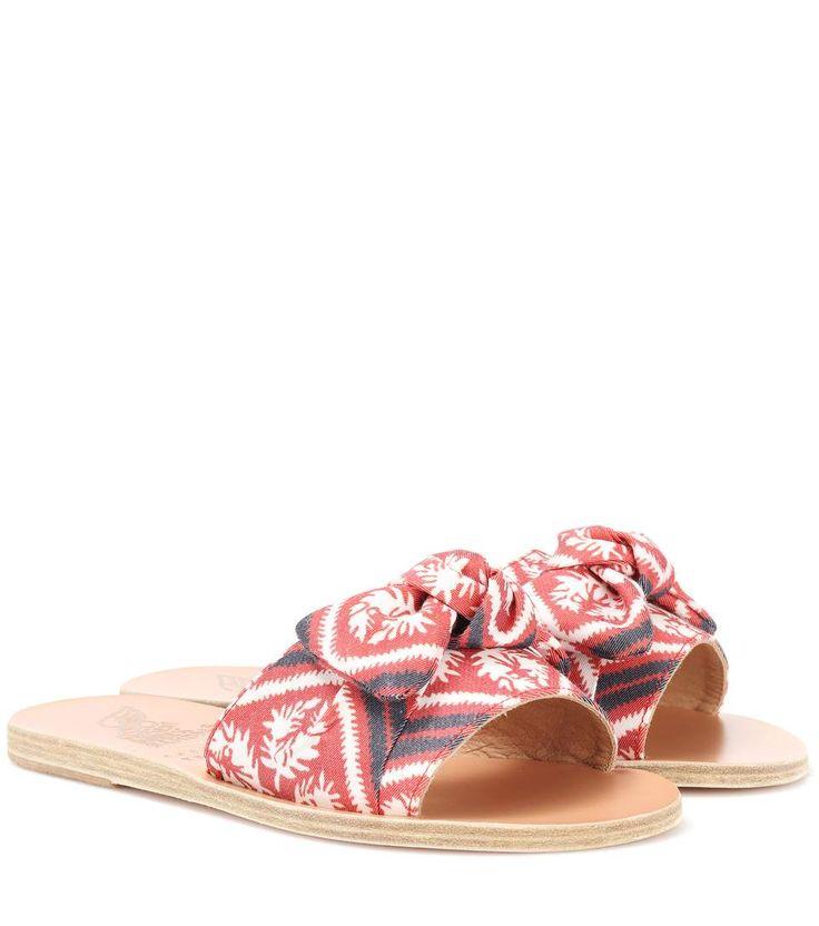 Ancient Greek Sandals - Taygete Bow sandals   mytheresa.com