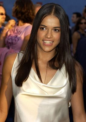 Michelle Rodriguez at an event for Blue Crush (2002)