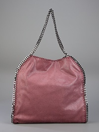 To celebrate Fashion Week we've brought back our popular bag giveaway!  We've teamed up with our Italian boutique partner Tessabit to give away the latest Stella McCartney Falabella Tote to one lucky farfetch.com fan!