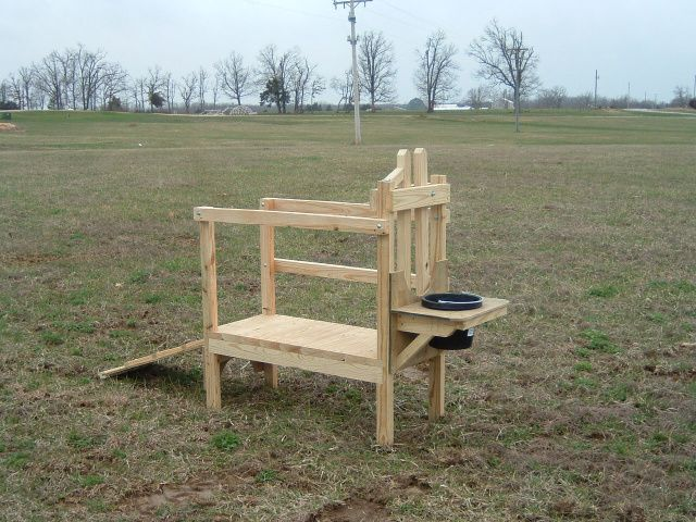 Goat Milking Stand Farm Amp Critter Ideas Pinterest