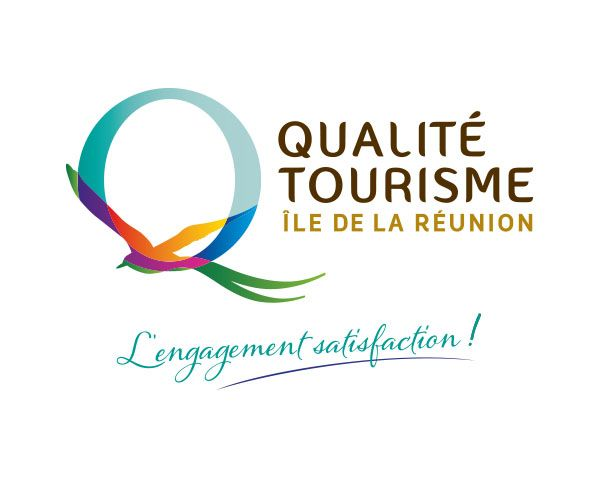 Logo qualité tourisme Réunion