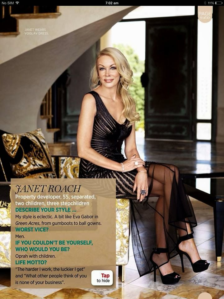 iRealHousewives: Photos: The Real Housewives Of Melbourne On Australia's Women's Weekly Magazine