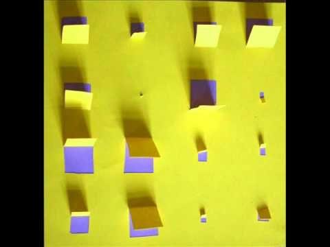 LABO GATTO MEO Laboratorio creativo Metodo Bruno Munari - ARTE CINETICA - - YouTube