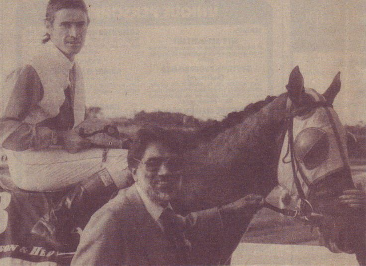 NOBLE CLOVER EP b g 1981 NOBLE BIJOU – SHAMROCK LADY Won: Derby (Gr.3) 2400m Won: Sidney Benjamin Cup (L) 2400m Won: Woolavington Hcp (L) 2400m