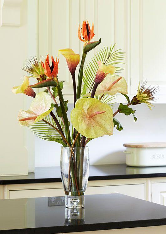 Beautiful Artificial Flower Arrangement Floral