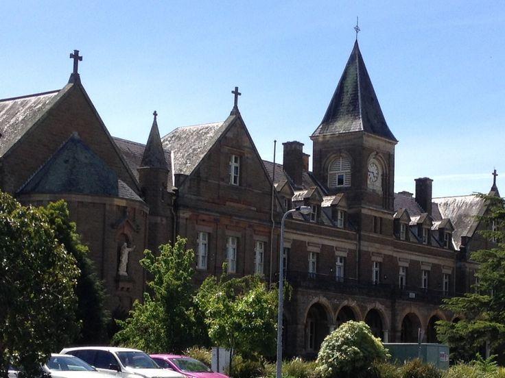 Bishop's Palace, Ballarat, Australia.