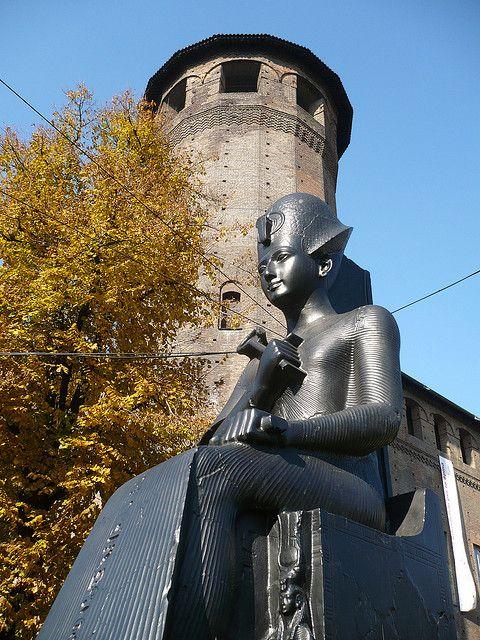 Turin, Italy - Piazza Castello