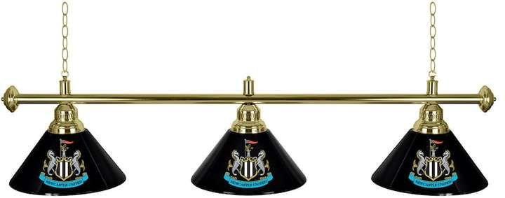 Kohl's Newcastle United FC Chrome Bar Lamp