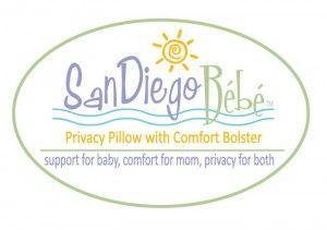 San Diego Bebe Nursing Pillow