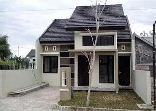 Rumah Minimalis Sederhana Type 36  Minimalist Home Design  Pinterest