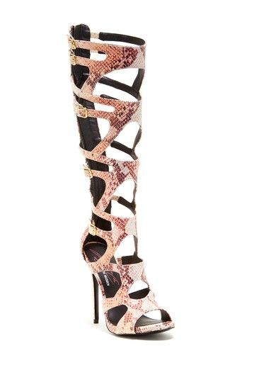 Keyshia Cole for Steve Madden Maven Gladiator High Heel Sandal by Steve  Madden on @HauteLook