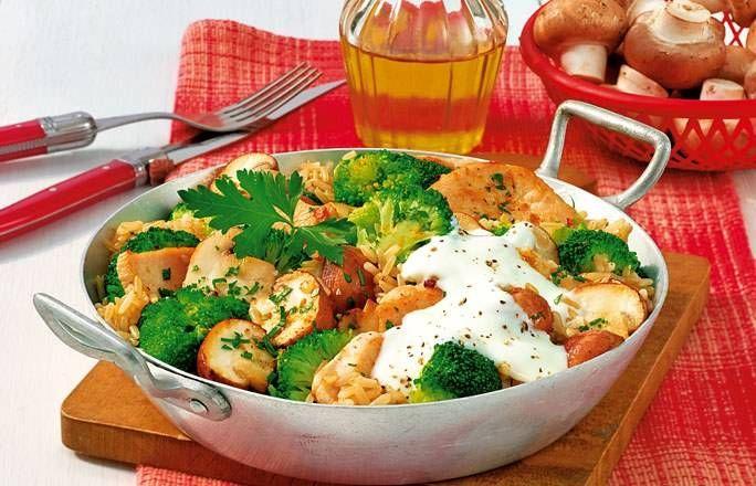 Rezepte für Tag 2 - Wenig Kalorien, viel Eiweiß - diese Kombi lässt Fett superschnell schmelzen. Perfekt, wenn der Bikini jetzt noch ein bisschen kneift!