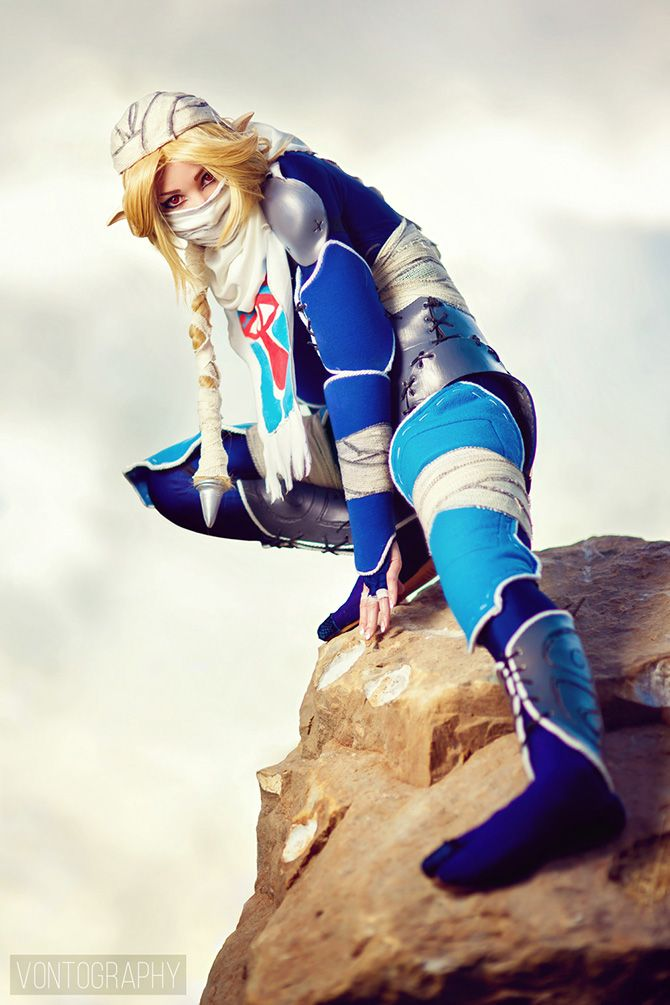 Stupendous Sheik Cosplay - Project-Nerd