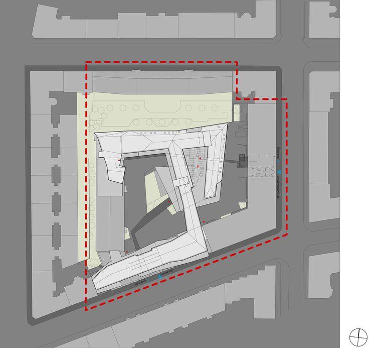 Галерея Wirtschaftspark Breitensee / голодеке архитекторов - 22