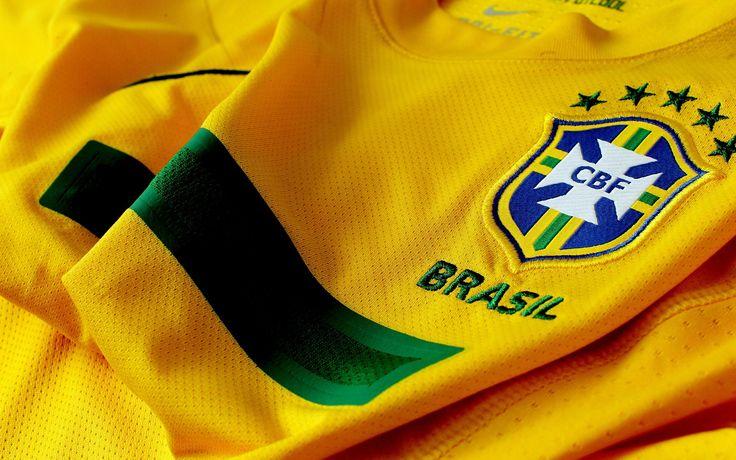 Ultra HD brazil national team shirt 1920×1200