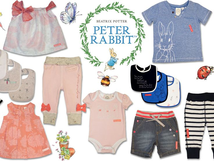 peter rabbit clothing collection 1st birthday Pinterest