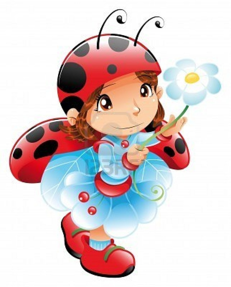 Lady Bug Clip Art - Bing Images