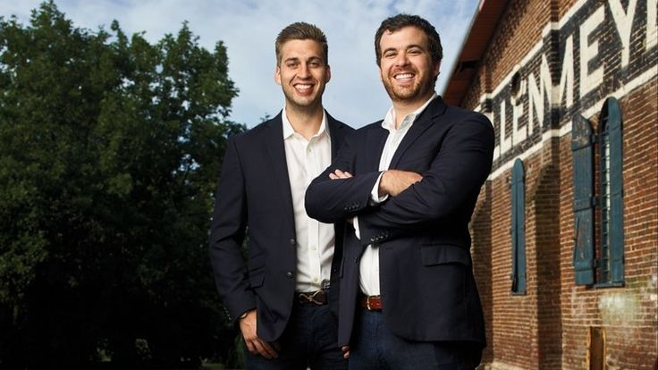Seth & Chase Hillenmeyer, owners of Weed Man Lawn Care Lexington, KY, Weed Man Nashville, TN and Weed Man Lawn Care Murfreesboro, TN, were recently featured in Entrepreneur magazine's September issue. Check it out here!