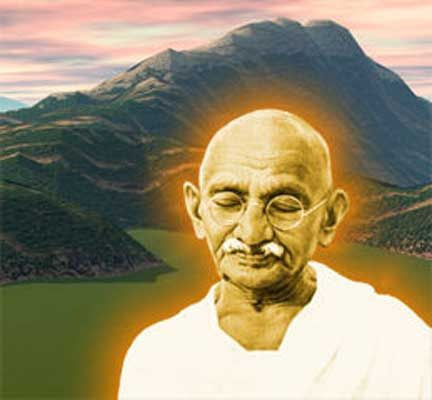 10 фундаментальных принципов жизни Ганди, которые изменят мир!