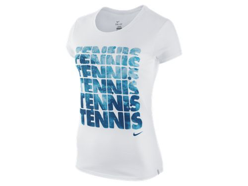 tennis tennis tennis!!: Nike Tennis, Tennis Shirts, Workout Clothing, Tennis Tennis, Tennis T Shirts, Blockbuster Women, Tennis Tshirt, Women Tennis, Nike Dry Fit