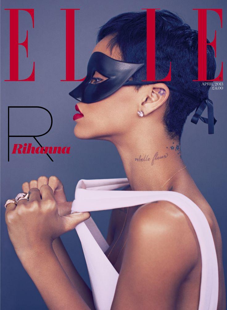 April 2013 - Rihanna