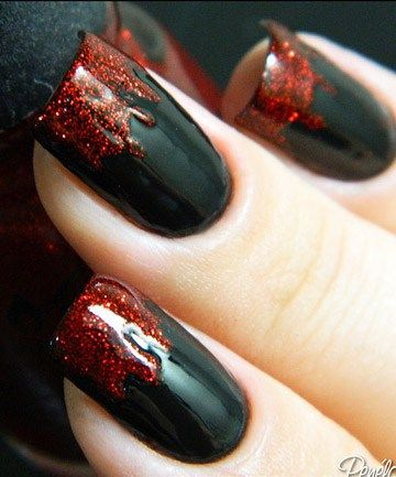 Cute Halloween Nail Art Ideas - styles outfits