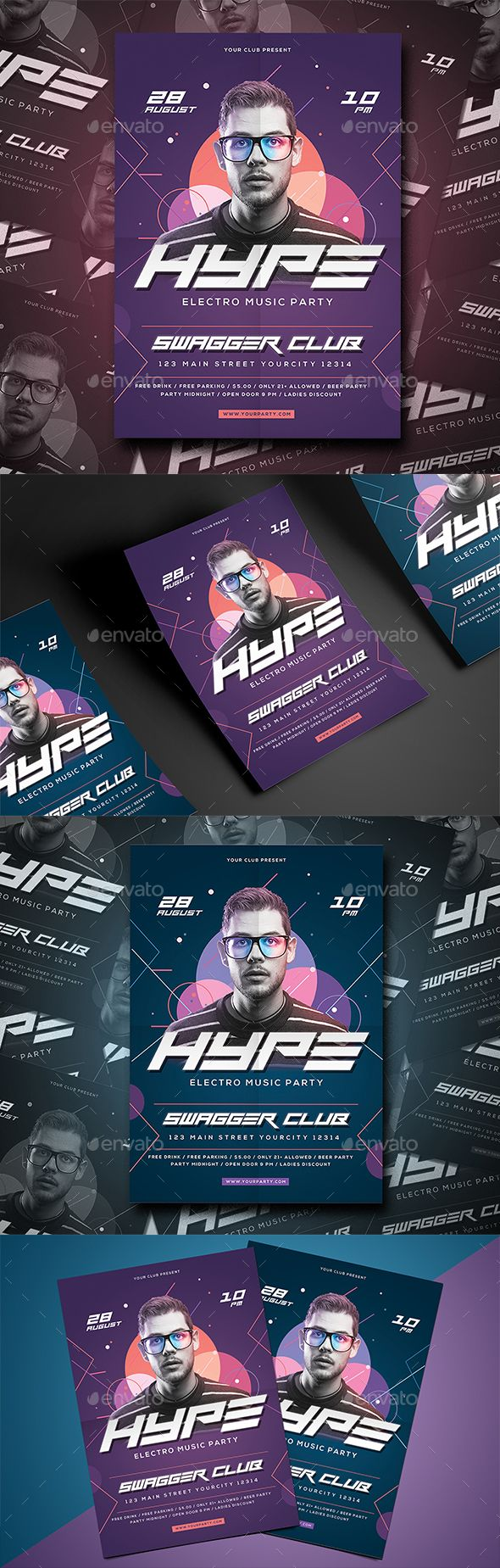 best ideas about party flyer graphic design modern edm party flyer