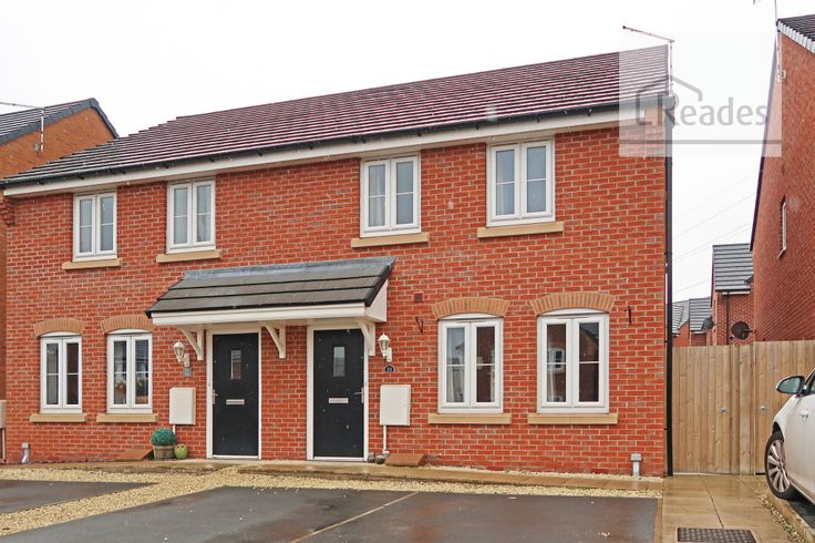 FOR SALE - CONNAH'S QUAY - £170,000 (OFFERS OVER) #beautifulhome #connahsquay #flintshire #northwales
