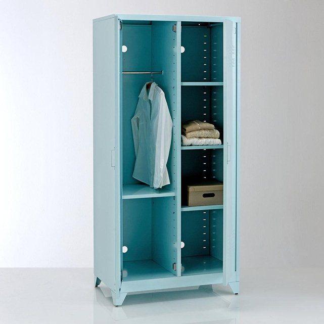 1000 id es sur le th me armoire vestiaire sur pinterest vestiaire vestiair - La redoute armoire metallique ...