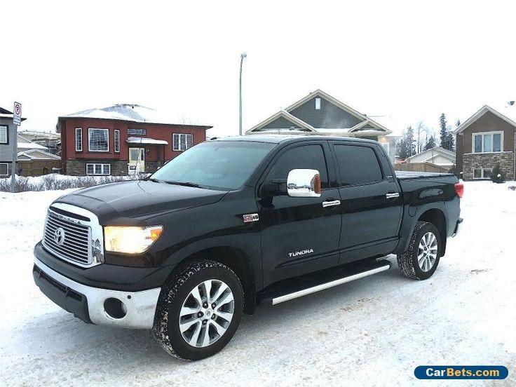 2013 Toyota Tundra Platinum #toyota #tundra #forsale #canada