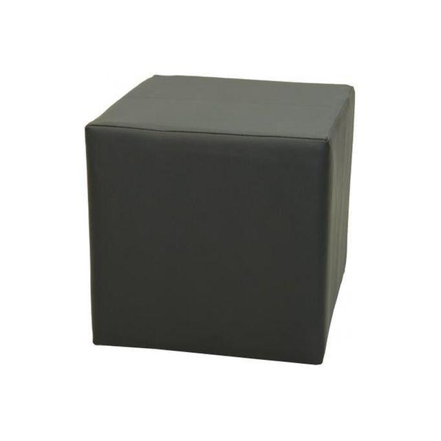 Caracteristique du Pouf Carré Noir CLIFFHANGER sur Declikdeco :Caractéristiques :- Matière : Polyester- Couleur : Noir- Poids : 4kgDimensions :- Longueur : 35cm- Largeur : 35cm- Hauteur : 30cm