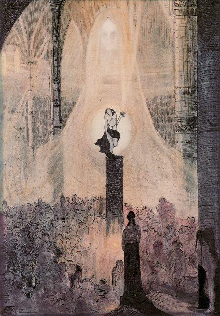 Josef Váchal: Astarte´s Mass