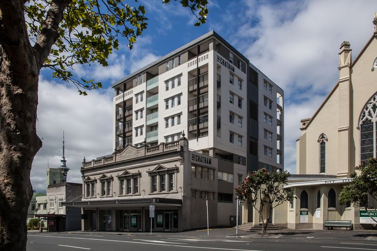 Ashton Mitchell - Chatham Apartments - Pitt Street, Auckland