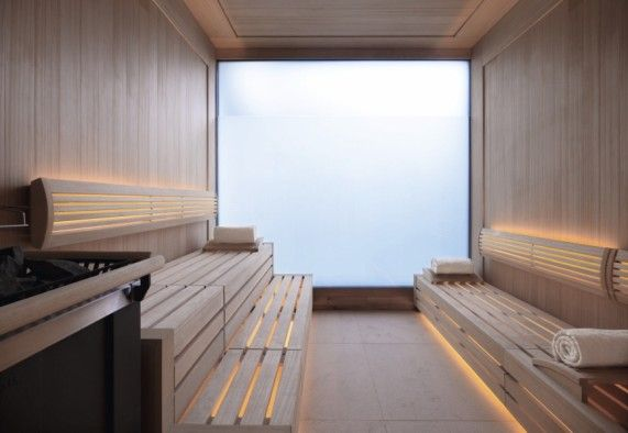 KLAFS sauna and wellness references - Hotel Aurelio KLAFS References - Sauna, Spa, Wellness Highlights all over the World