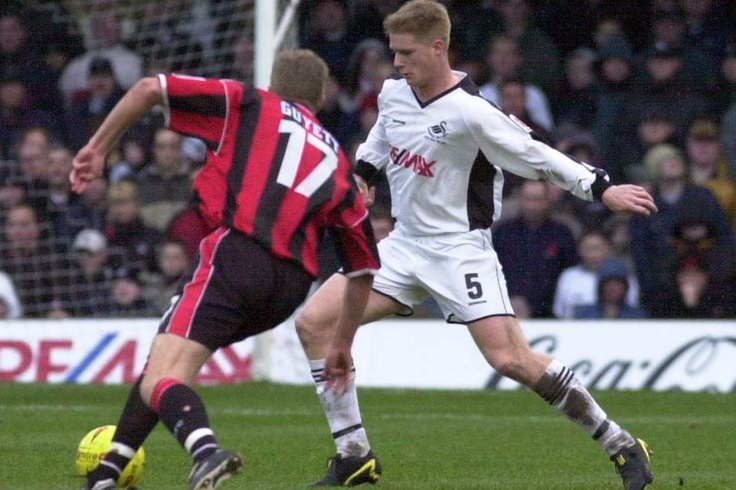 Swansea Citys Hull heroes of 2003: Alan Tate