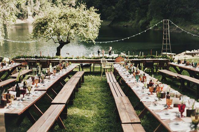 Fall-Inspired Springtime Wedding: Kelly + Tyler | Green Wedding Shoes Wedding Blog | Wedding Trends for Stylish + Creative Brides