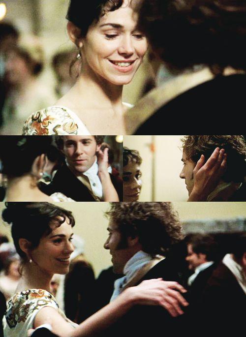 Frances O'Connor (Fanny Price) & Alessandro Nivola (Henry Crawford) - Mansfield Park (1999)
