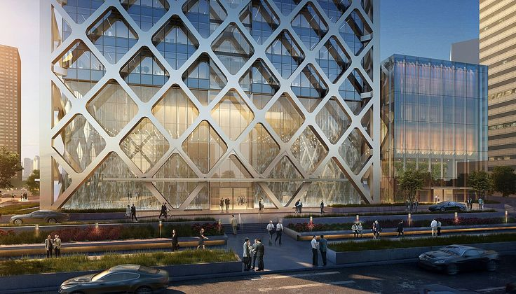 SOM : Shenzhen Rural Commercial Bank Headquarters