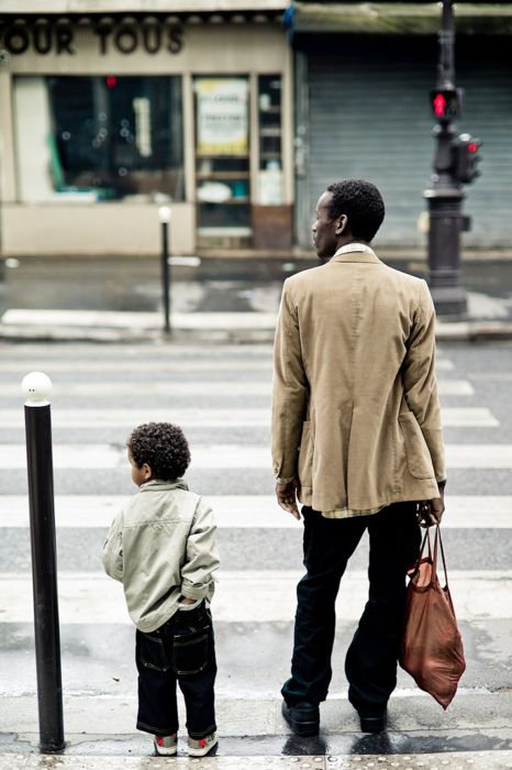 : Paris, Paris Street, Daddy Devotional, Life Scene, Street Scene, Dads, Beautiful People, Father And Sons, Street Photography