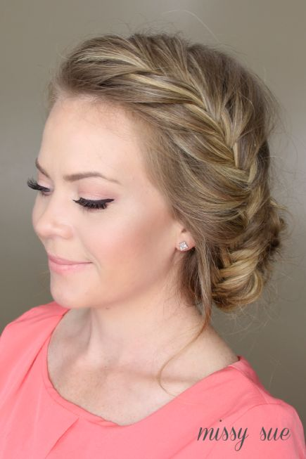 25 best ideas about French braided hairstyles on Pinterest